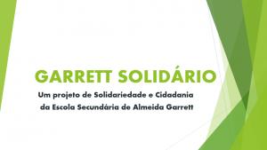 Garrett Solidário