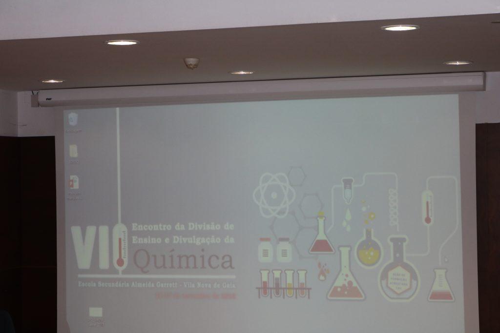 VII Encontro da Divisão de Ensino e Divulgação da Química da SPQ